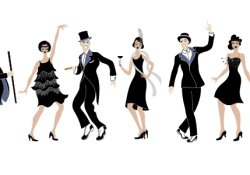 The Roaring 20s & Its Fashion