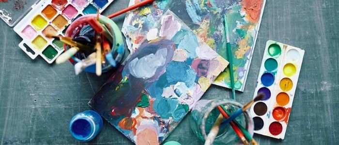ART AS A FORM OF THERAPY