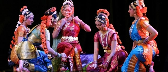 Kuchipudi is a major classical Indian dance